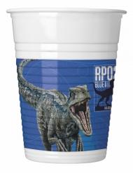 8 Jurassic World 2™ plastmuggar 200 ml