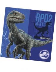 20 Jurassic World 2™ pappersservetter 33x33 cm