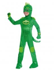 Gecko från Pyjamashjältarna™ - Overall för barn till kalaset