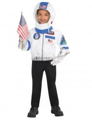 Astronaut - Kit för barn till maskeraden