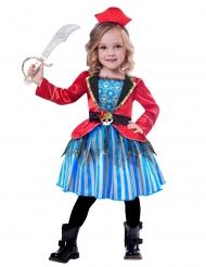 Tjusig sjörövarsessa - Maskeradkläder för barn