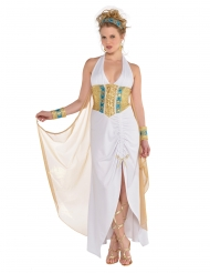 Gudinnan Athena damdräkt