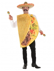 Tacos - Maskeradkläder för vuxna