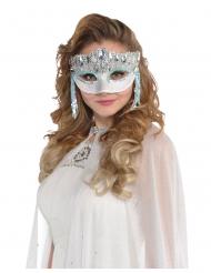 Isdrottning - Ögonmask till maskeraden