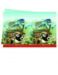 Kung Fu Panda 3™ bordsduk av plast 120x180 cm