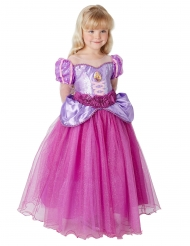 Trassel™ Rapunzel™ barndräkt med tiara, köp Maskeradkläder