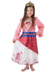 Prinsessan Mulan™ dräkt med tiara