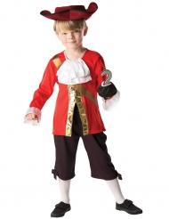 Kapten Krok-kostym  barn