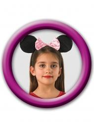 Mimmi Pigg™ diadem med öron och paljetter barn