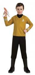 Kapten Kirk frå Star Trek™ - Maskeradkläder för barn