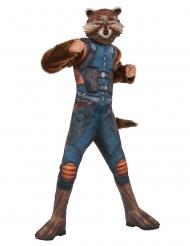 Rocket Raccoon™ - Lyxig maskeraddräkt för barn