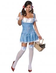 Dorothy Trollkarlen från Oz™ sexig dräkt dam