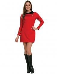 Star Trek™ Uhura™ deluxe dräkt dam