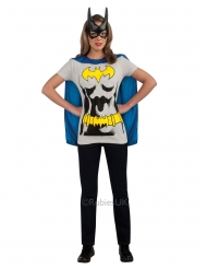 Batgirl™ tröja och mask dam
