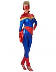 Captain Marvel ™ damkostym