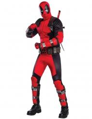 Deadpool dräkt vuxen