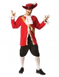 Kapten Krok™ kostym vuxen