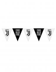 Juventus™ svartvita vimpelgirlang