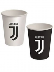 8 Juventus™ pappmuggar 266 ml