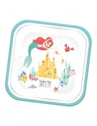 4 Ariel™ premiumtallrikar 24x24 cm