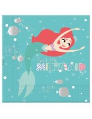 20 Premium Ariel™ servetter 33*33cm - Halloween pynt
