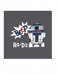 20 Star Wars™ premium pappersservetter 33x33 cm