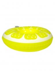 Uppblåsbar gul citron för drickan