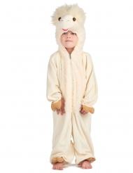 Sprallig lama - Maskeradkläder för barn