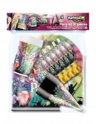 Crazy Party fest-kit för 6 personer 37 saker