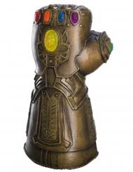Thanos Avengers Infinity War™ deluxe handske vuxen 38cm