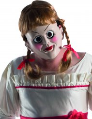 Annabelle™ perruk och mask för vuxna - Halloween Masker
