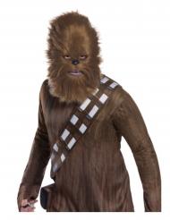 Star Wars Chewbacca™ mask med fuskpäls vuxen