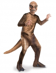 T-rex från Jurassic World™ - Klassisk maskeraddräkt för barn