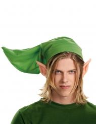 Links luva och öron från Legend of Zelda™ - Maskeradkit