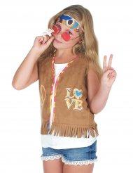 Tuff hippieväst - Maskeradkläder för barn