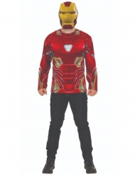 Iron Man™ Infinity War™ Tröja & mask