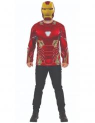 Iron Man™ Infinity War™ Tröja & mask