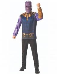 Thanos Infinity War™ tröja & mask vuxen