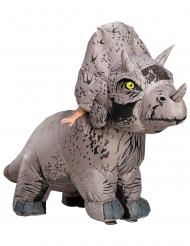 Jurassic World Fallen Kingdom™ uppblåsbar triceratops dräkt vuxen