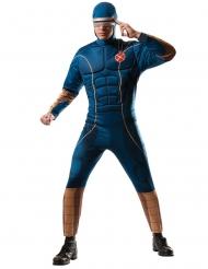 Cyclops X-Men™ deluxe muskeldräkt vuxen