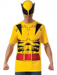 Wolverine™ tröja & mask