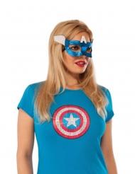Captain America™ mask dam