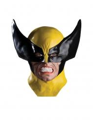X-Men ™ Wolverine™ deluxe latexmask vuxen