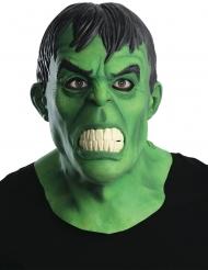 Hulken™ deluxe latexmask vuxen