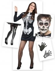 Rakel Rangel - Komplett maskeradkitt till Halloween