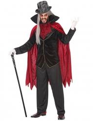 Greve vampyr - Halloweenkläder för vuxna