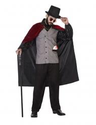1800-tals vampyrdräkt herr