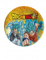 8 Dragon Ball Super™ papptallrikar 23 cm