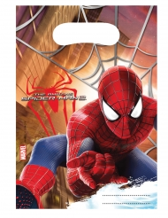 6 The Amazing Spiderman™ presentpåsar 17x23 cm