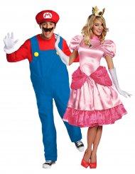 Peach™ och Mario™ pardräkt